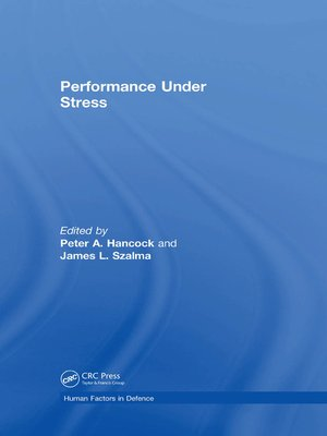 cover image of Performance Under Stress