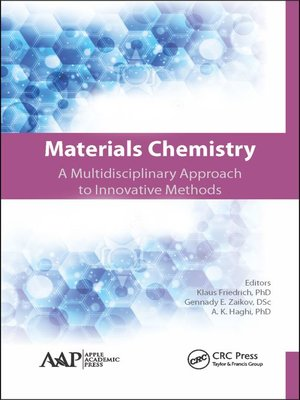 cover image of Materials Chemistry