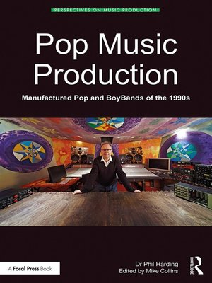 cover image of Pop Music Production