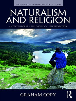 cover image of Naturalism and Religion