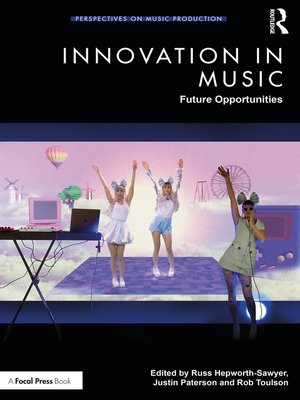cover image of Innovation in Music