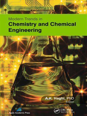 cover image of Modern Trends in Chemistry and Chemical Engineering
