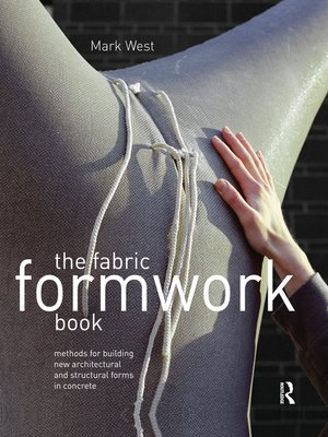 cover image of The Fabric Formwork Book