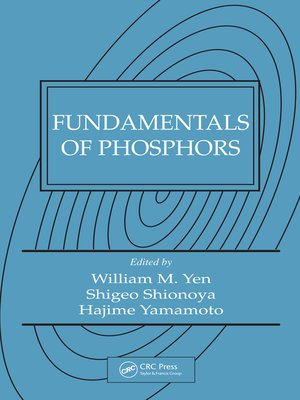 cover image of Fundamentals of Phosphors