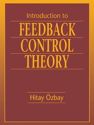 cover image of Introduction to Feedback Control Theory