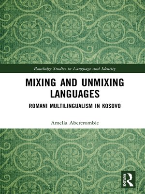 cover image of Mixing and Unmixing Languages