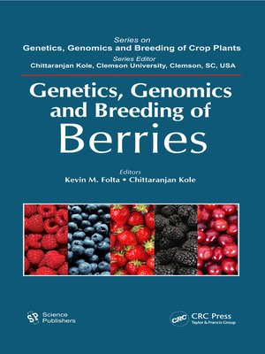 cover image of Genetics, Genomics and Breeding of Berries