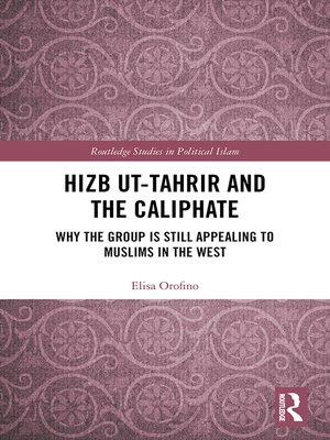 cover image of Hizb ut-Tahrir and the Caliphate