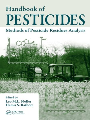 cover image of Handbook of Pesticides