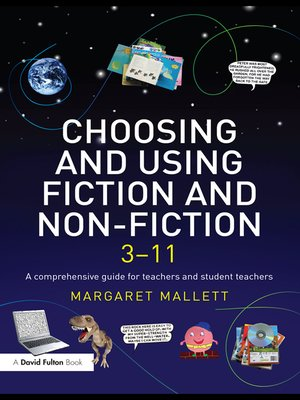 cover image of Choosing and Using Fiction and Non-Fiction 3-11