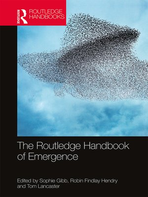 cover image of The Routledge Handbook of Emergence