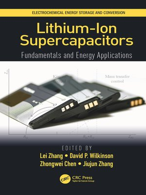 cover image of Lithium-Ion Supercapacitors