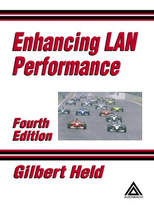 cover image of Enhancing LAN Performance