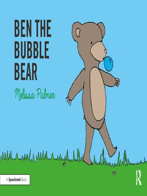 cover image of Ben the Bubble Bear