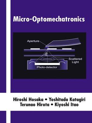 cover image of Micro-Optomechatronics