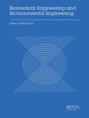 cover image of Biomedical Engineering and Environmental Engineering
