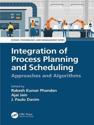 cover image of Integration of Process Planning and Scheduling
