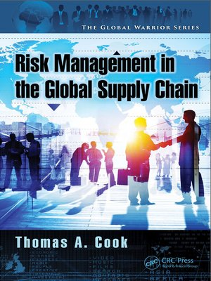 cover image of Enterprise Risk Management in the Global Supply Chain