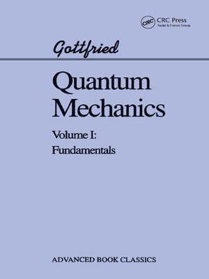 cover image of Quantum Mechanics