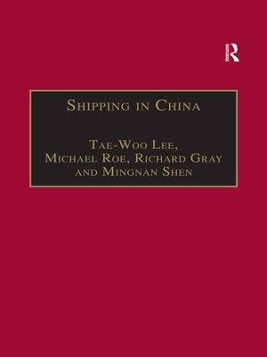 cover image of Shipping in China