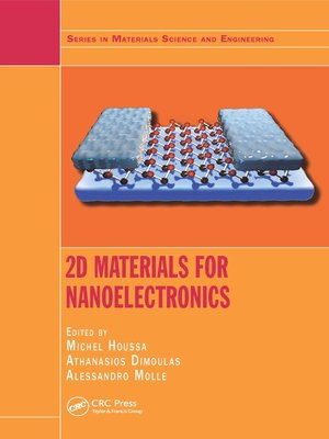 cover image of 2D Materials for Nanoelectronics
