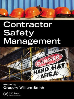 cover image of Contractor Safety Management