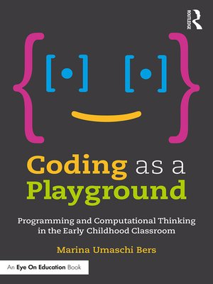 cover image of Coding as a Playground