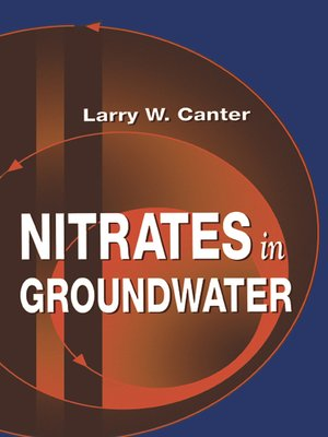 cover image of Nitrates in Groundwater