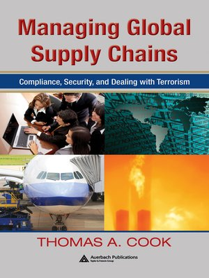 cover image of Managing Global Supply Chains