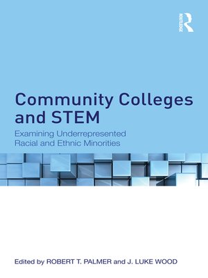 cover image of Community Colleges and STEM