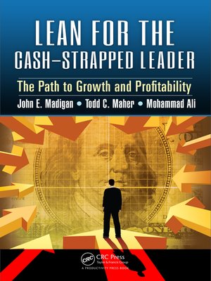 cover image of Lean for the Cash-Strapped Leader