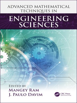 cover image of Advanced Mathematical Techniques in Engineering Sciences