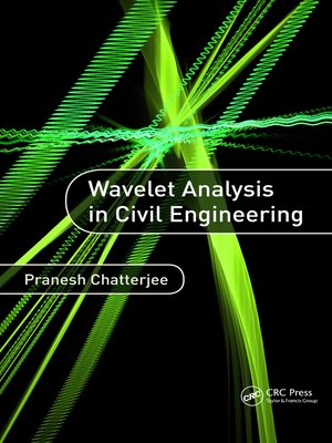 cover image of Wavelet Analysis in Civil Engineering