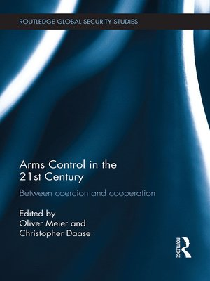 cover image of Arms Control in the 21st Century