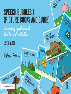 cover image of Speech Bubbles 1 User Guide