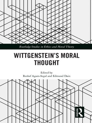 cover image of Wittgenstein's Moral Thought