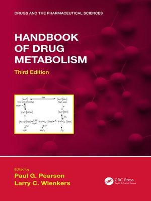 cover image of Handbook of Drug Metabolism