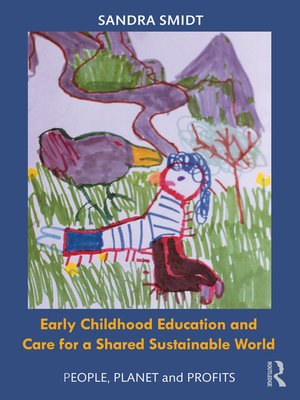 cover image of Early Childhood Education and Care for a Shared Sustainable World