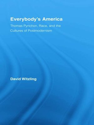 cover image of Everybody's America