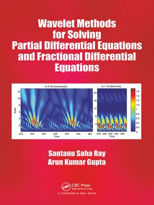 cover image of Wavelet Methods for Solving Partial Differential Equations and Fractional Differential Equations