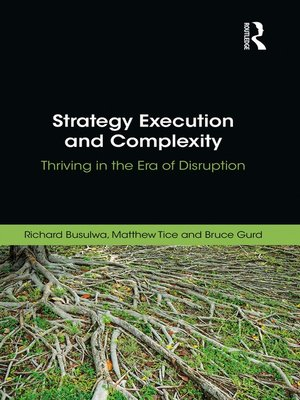 cover image of Strategy Execution and Complexity