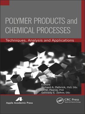 cover image of Polymer Products and Chemical Processes