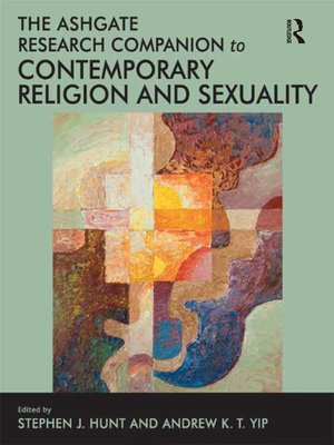 cover image of The Ashgate Research Companion to Contemporary Religion and Sexuality