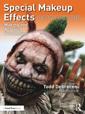 cover image of Special Makeup Effects for Stage and Screen
