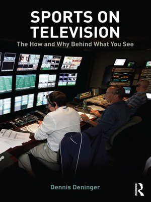 cover image of Sports on Television