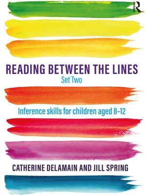 cover image of Reading Between the Lines Set Two