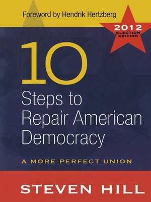 cover image of 10 Steps to Repair American Democracy