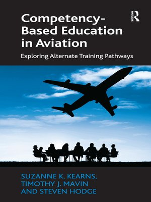 cover image of Competency-Based Education in Aviation