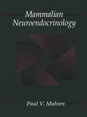 cover image of Mammalian Neuroendocrinology