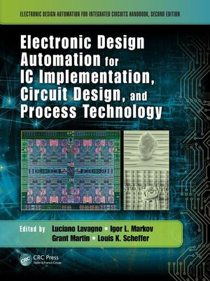 cover image of Electronic Design Automation for IC Implementation, Circuit Design, and Process Technology